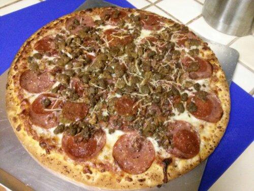 Costco $8.99 pizza