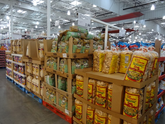 Chips at Costco