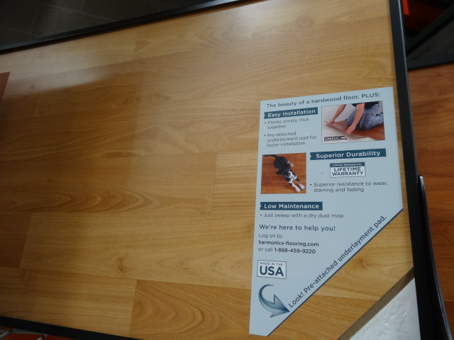 Costco Harmonics Golden Aspen Laminate Flooring Flooring