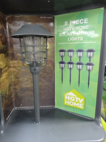 Costco solar lights