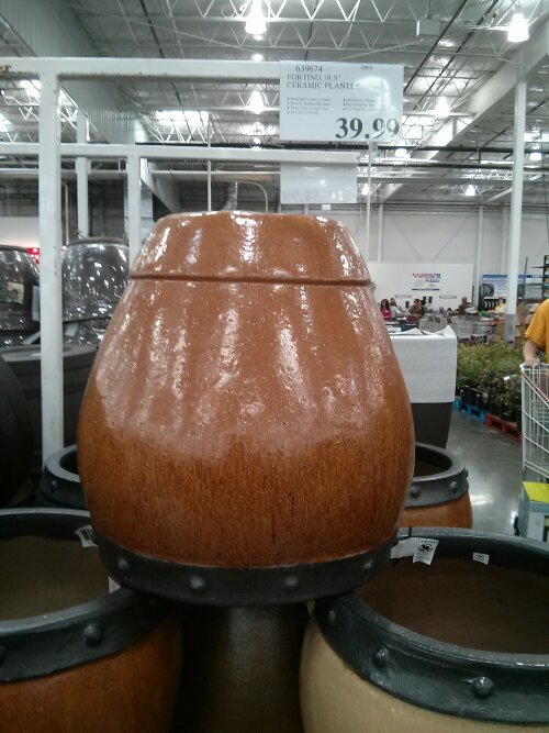 Garden Planters at Costco