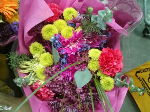 Mother S Day 2013 Premium Floral Bouquet
