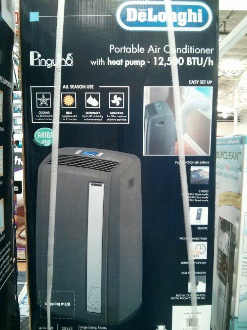 Delonghi Portable Air-Conditioner Costco