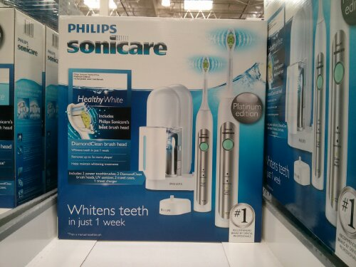 Sonicare Healthy White Costco