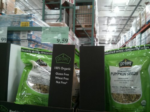 Organic Food at Costco