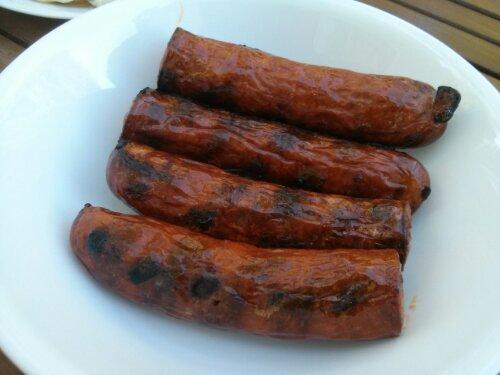 Silva Portuguese Linguica Sausage Costco