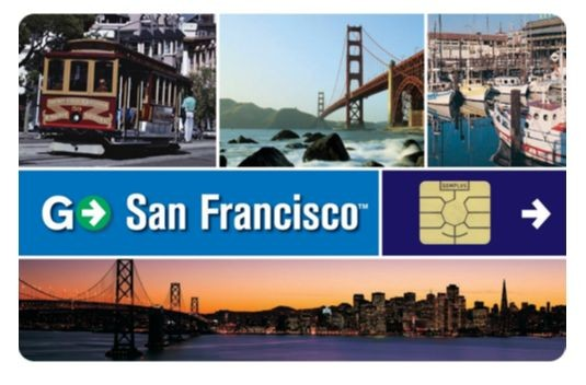 2-Day Go San Francisco Card