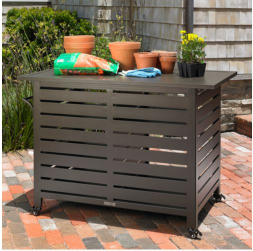 Baja Backyard Island Cabinet Costco