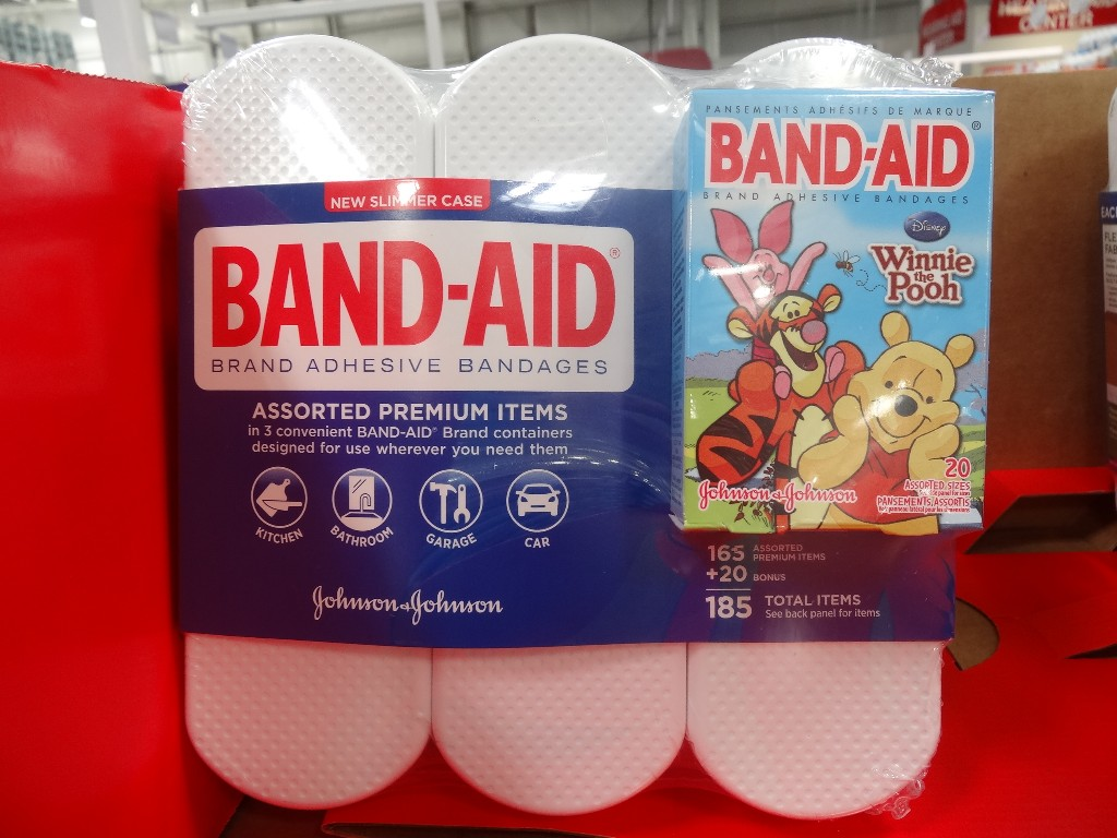 BandAid Costco