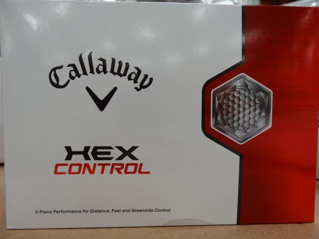 Callaway Hex Control Golf Balls Costco