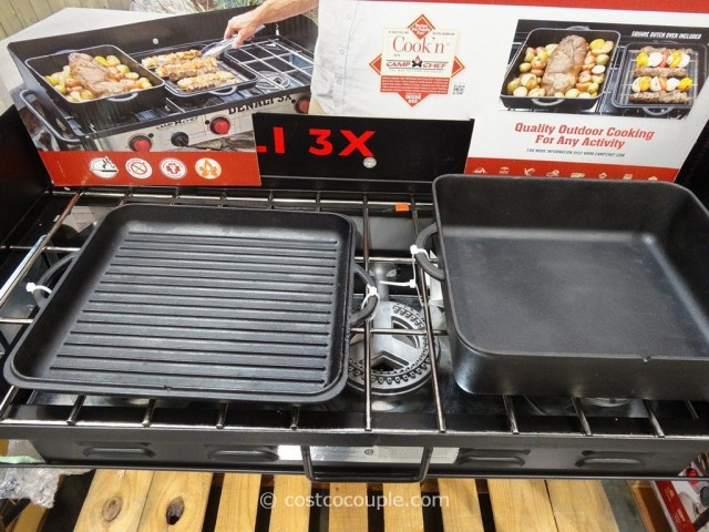 Camp Chef Denali 3X Costco 1