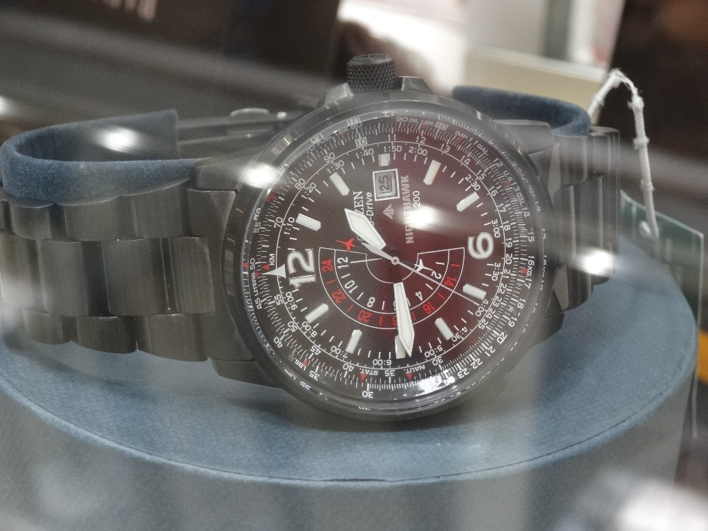Citizen Eco-Drive Nighthawk Costco