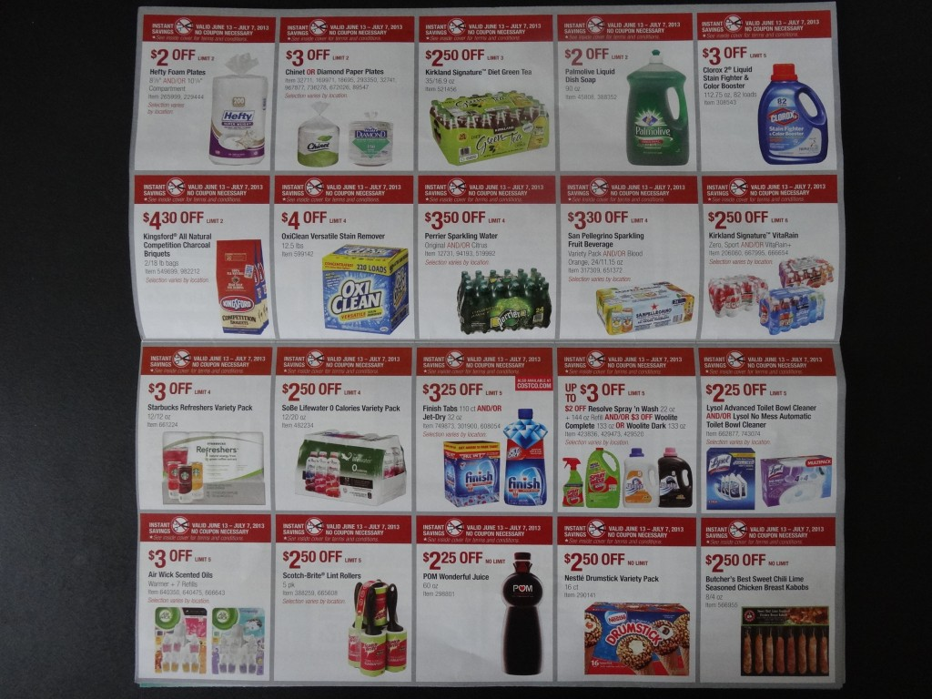 Costco June coupon book 4