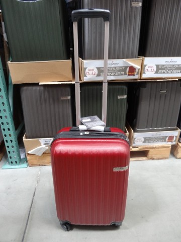 Ricardo Carry-on Spinner Luggage Costco