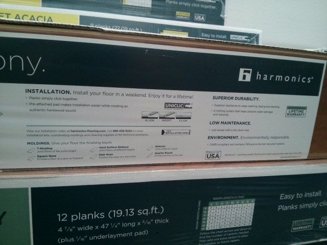 Harmonics Laminate Flooring Costco 3