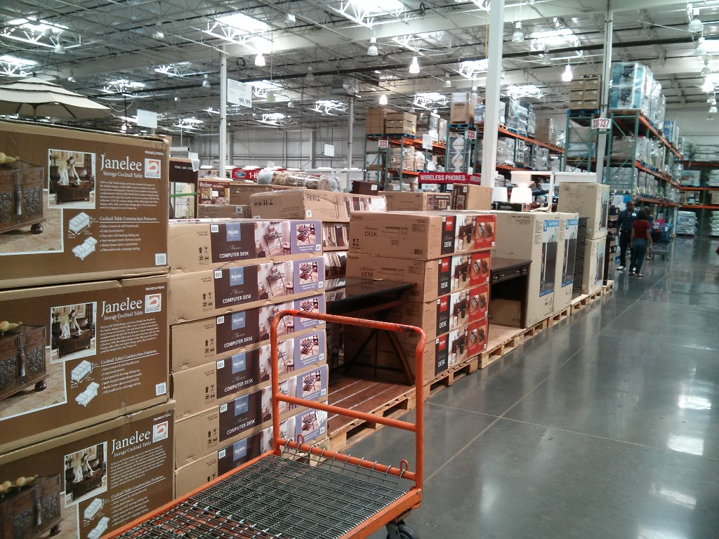 july is furniture month at costco