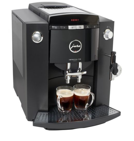 jura impressa f50 automatic coffee center. Black Bedroom Furniture Sets. Home Design Ideas