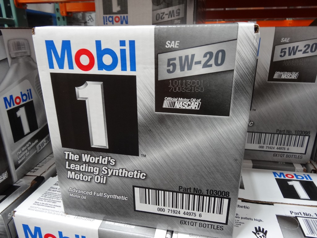Costco Car Buying Discount >> Mobil 1 Synthetic Motor Oil