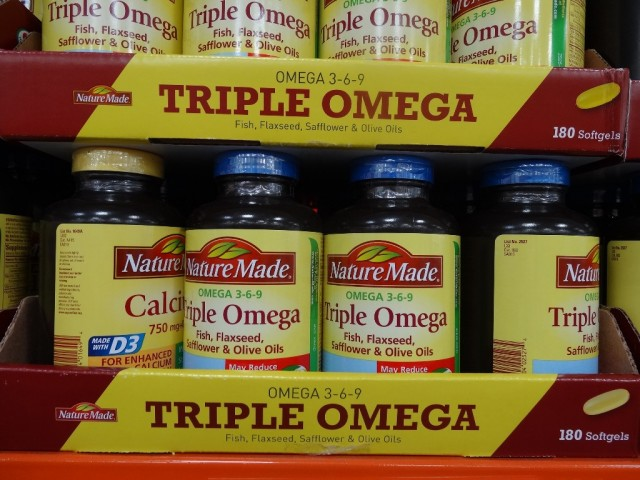 Naturemade Triple Omega Costco