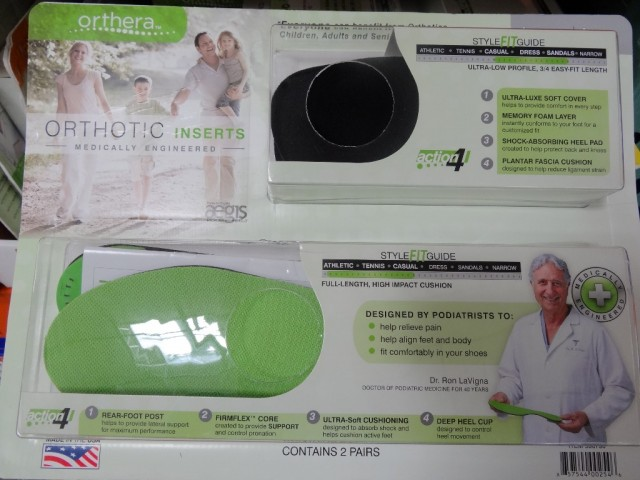 Othera Orthotic Shoe Inserts Costco