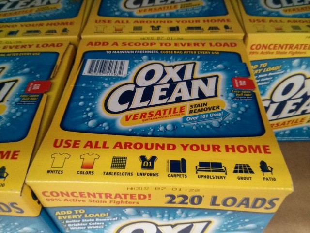 OxiClean Costco