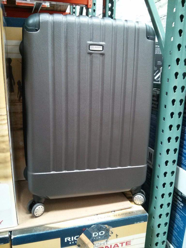 Ricardo 2 Piece Hardside Spinner Luggage Set