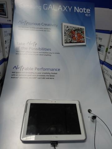 Samsung Galaxy Note 10.1 Costco