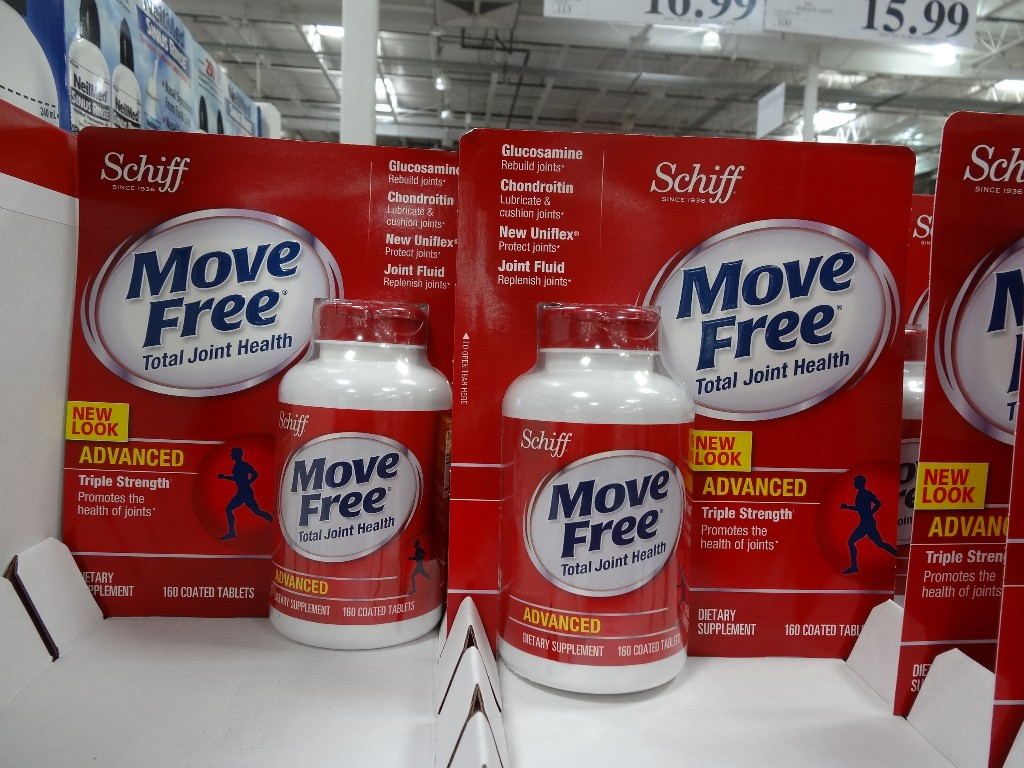 Schiff Move Free Advanced Costco