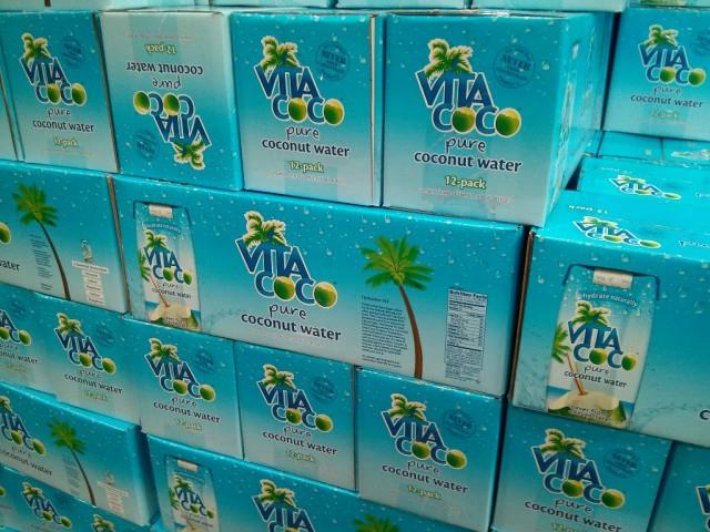 Vita Coco Coconut Water Costco