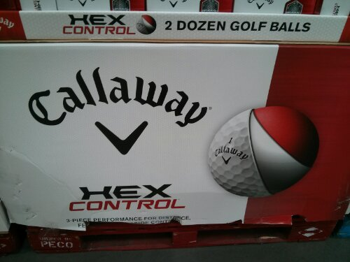 Callaway Hex Control Golf Balls Costco