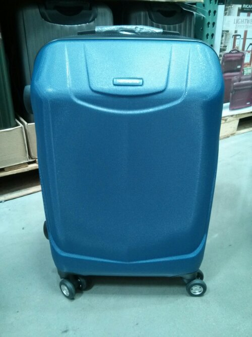 "Samsonite 21"" Hardside Carry-On Spinner Costco"