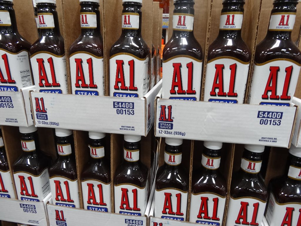 A1 Steak Sauce Costco
