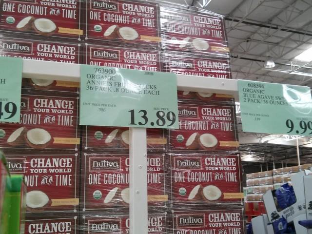 Annies Organic Fruit Snacks Costco