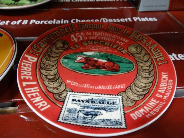 BIA Cordon Bleu Porcelain Cheese Plates Costco