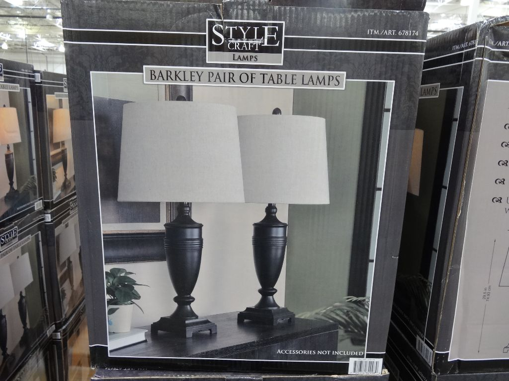 Barkley Table Lamps