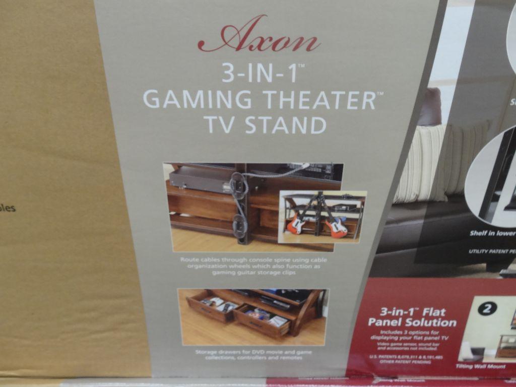 Bayside Furnishings Axon 3 In 1 Tv Stand