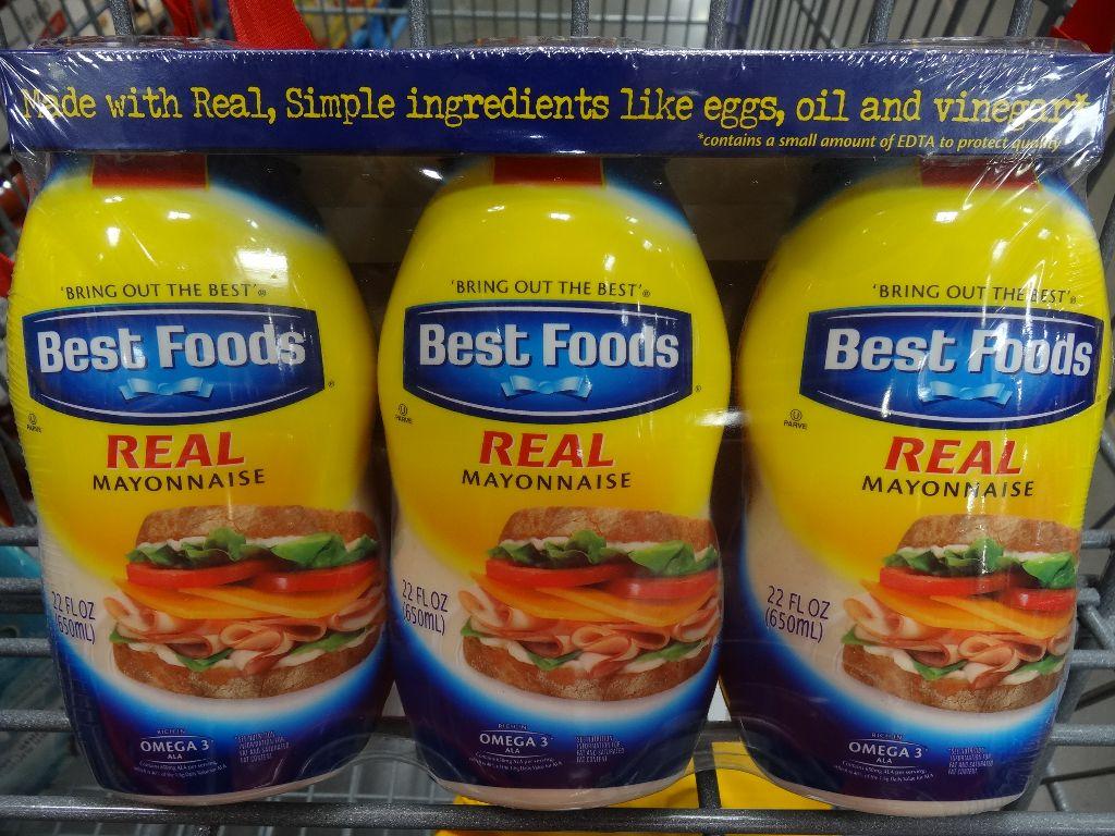 Best Foods Squeeze Mayo Costco