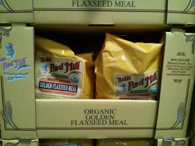 Bobs Red Mill Organic Golden Flax Seed Costco