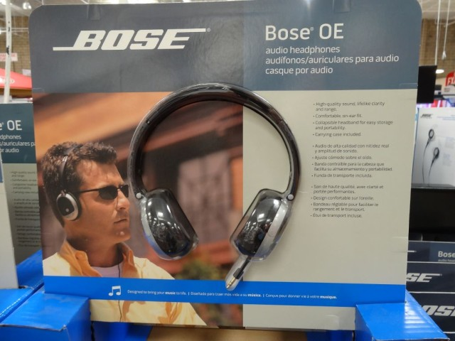 Bose On Ear Oe Headphones