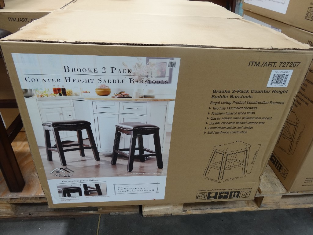 Counter Height Chairs Costco : Brooke Counter Height Stool Costco