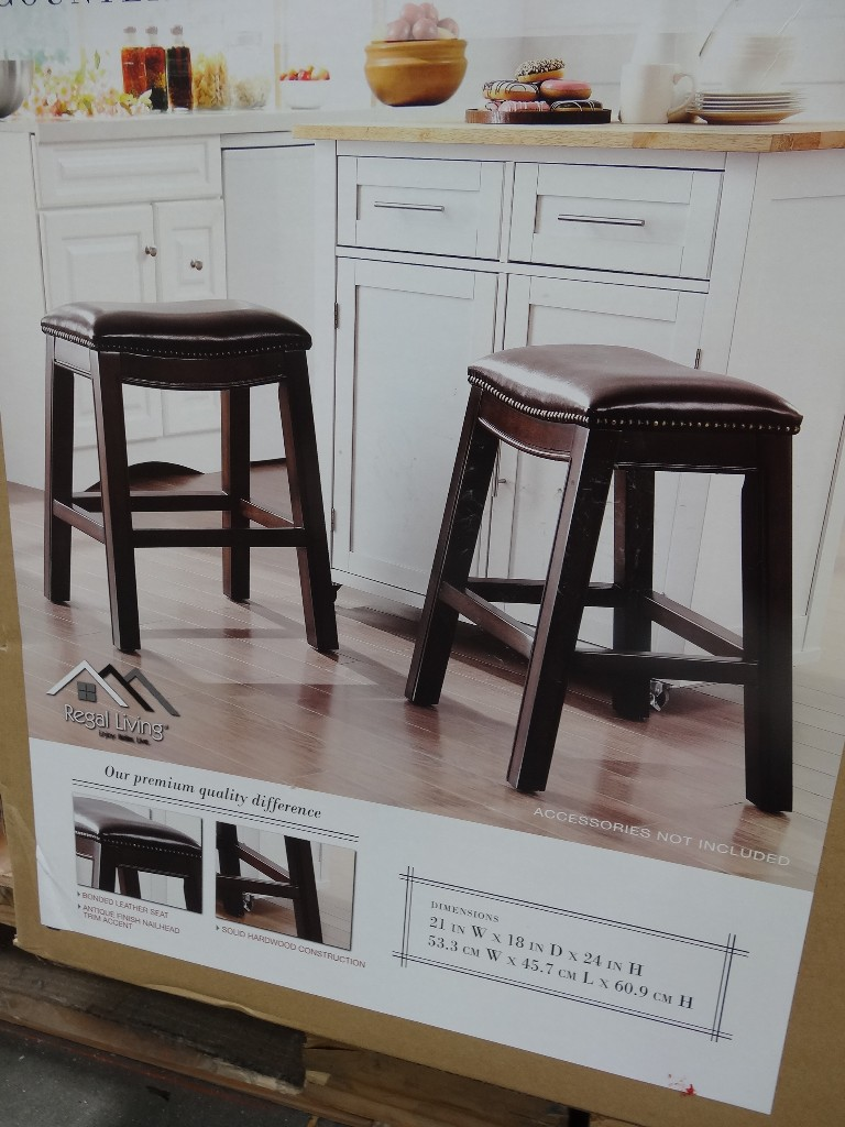 Brooke Counter Height Saddle Barstools : Brooke Counter Height Stool Costco 5 from costcocouple.com size 768 x 1024 jpeg 204kB