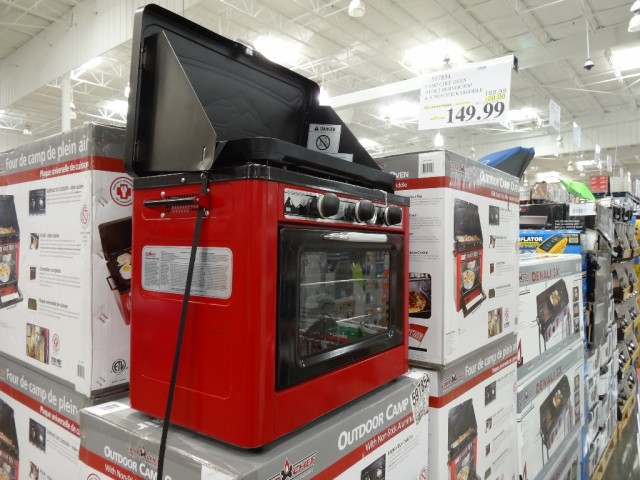 Camp Chef Outdoor Camp Oven Costco