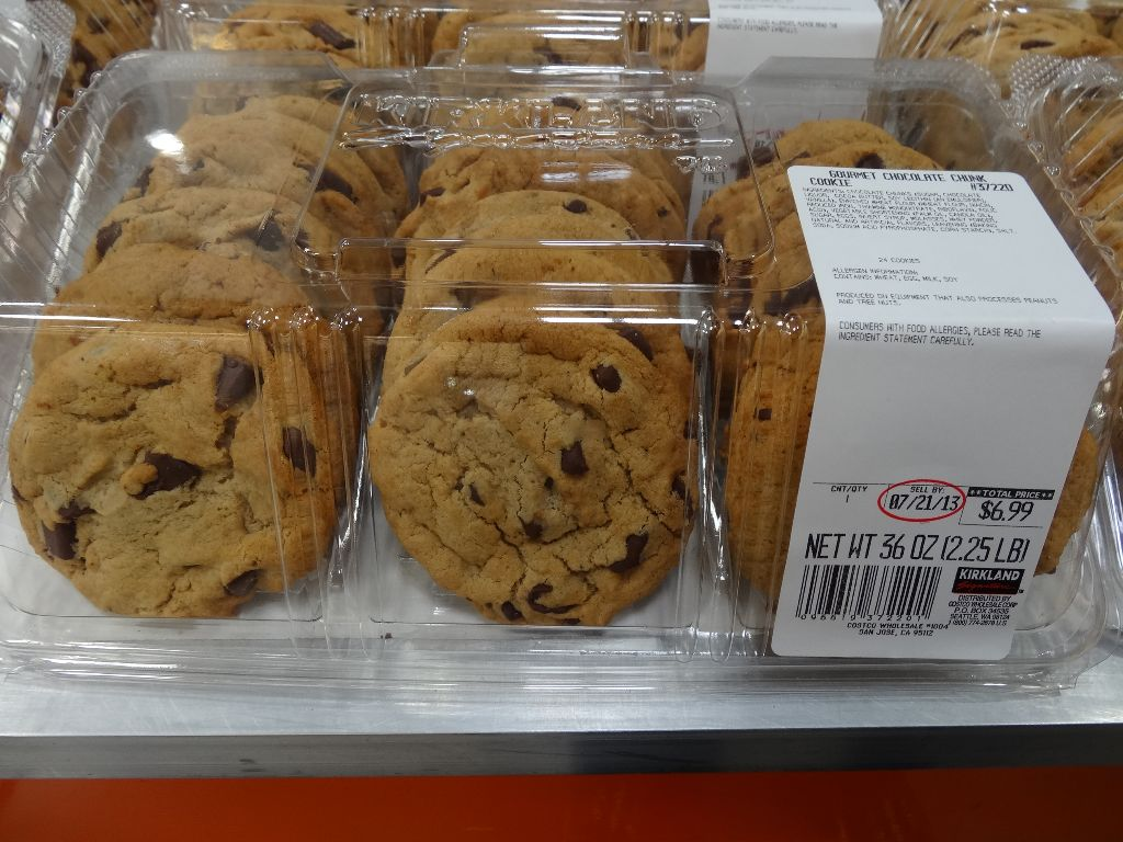 Chocolate Chip Cookies Costco