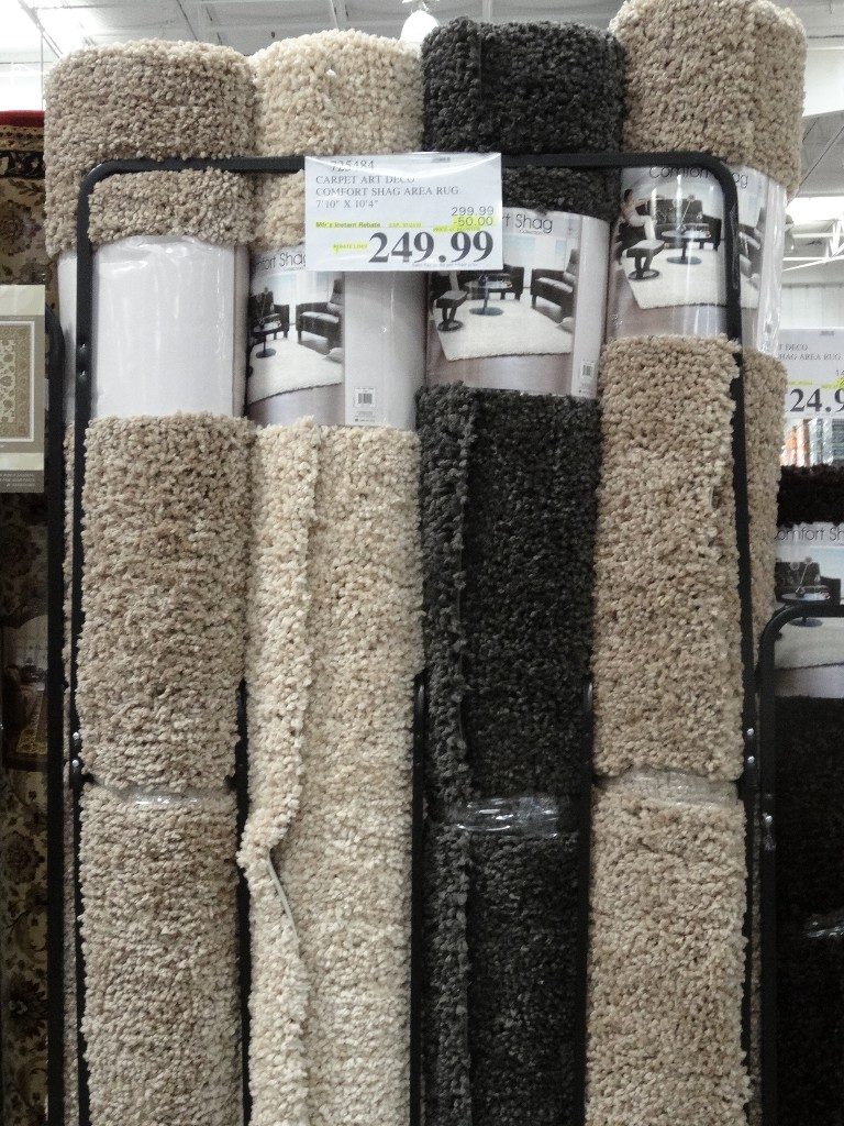 Comfort Area Rug Costco