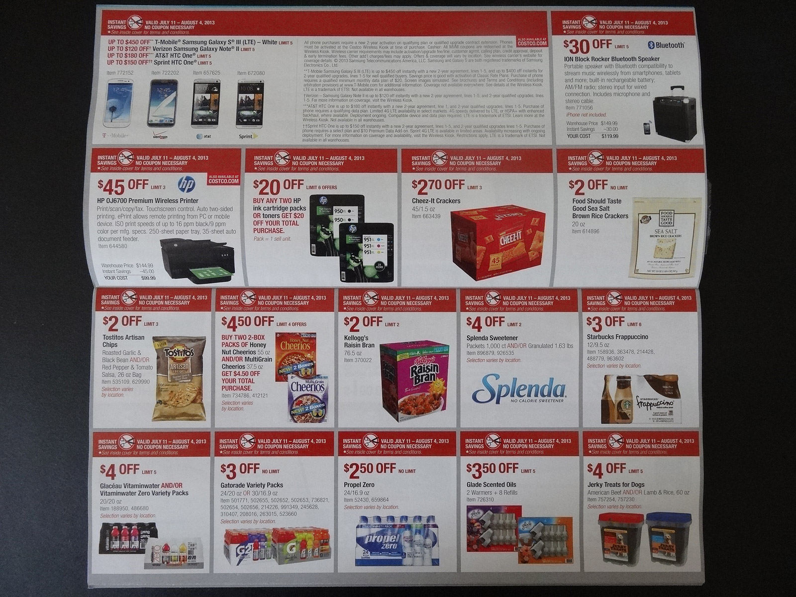 Costco discount coupon