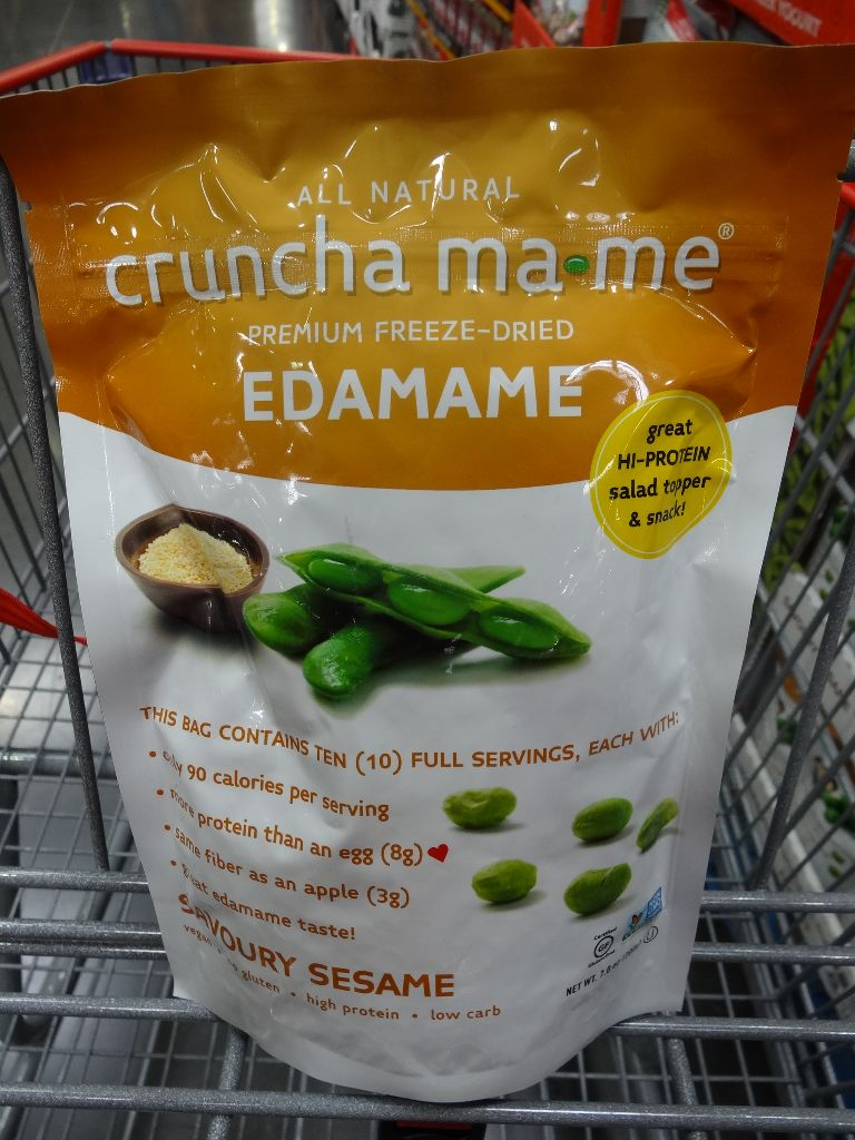 Cruncha Ma-me Edamame Costco