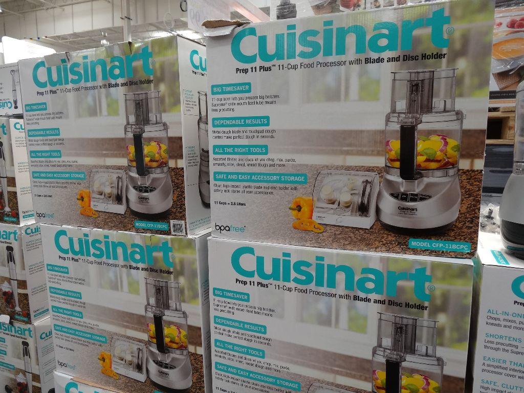 Cuisinart 11 Cup Food Processor Costco