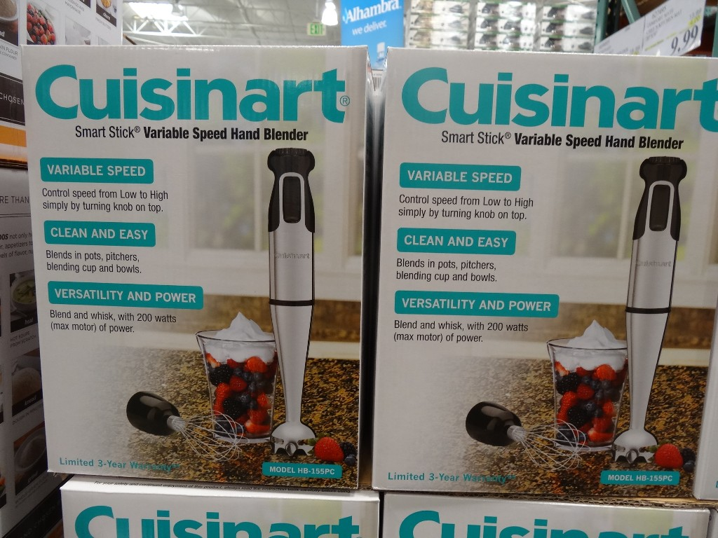 Cuisinart Variable Speed Immersion Blender Costco