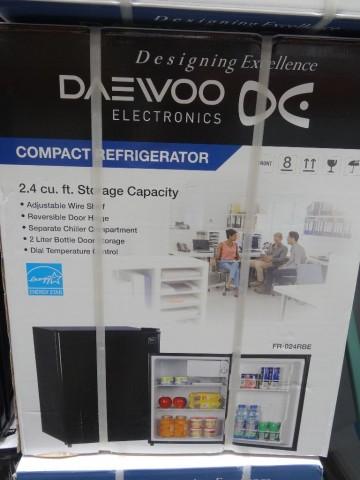 Daewoo Black Mini Fridge Costco