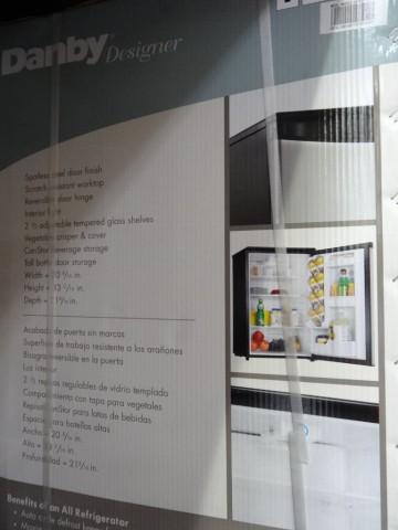 Danby Compact Refrigerator Costco